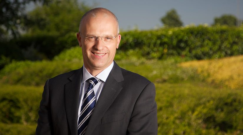 The Gryphon School headteacher: Steve Hillier