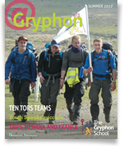 Newsletter Gryphon School Summer 2017