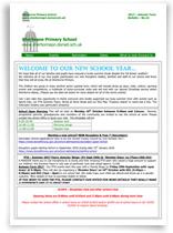 Newsletter Sherborne Primary School Autumn 2017